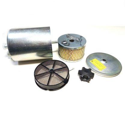 Бачок масляный ГУРа УАЗ, ГАЗ (ШНКФ 453473.300) металлический