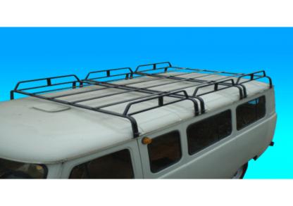 Багажник,трехсекционный,опор,секция