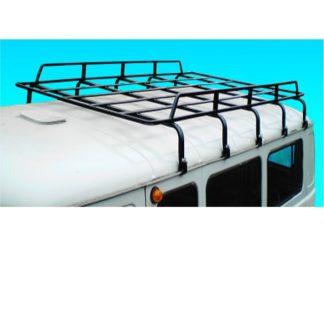 Фото 2 - Багажник УАЗ 452, удлиненный, усиленный, 12 опор.