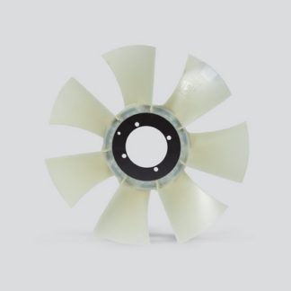 Вентилятор(безгидромуфты)пластм.лопастей(белый)