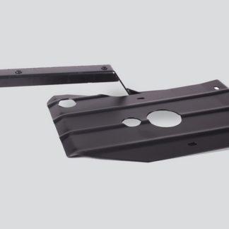Фото 5 - Защита КПП и РК Патриот (до 2014г.) бензин, штампованный стальной.