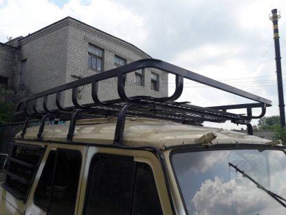 Багажник 469, Хантер «БАСМАЧ».1