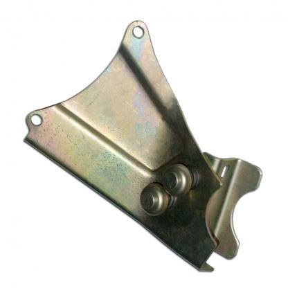 Кронштейн крепления приемной трубы к РК УАЗ 452 (с дв.409)