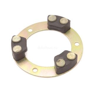 Фото 2 - Пластина контактная сигнала рулевого колеса.