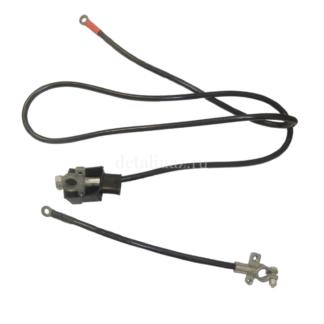 Фото 4 - Провода аккумулятора 2-шт (35см+190см).