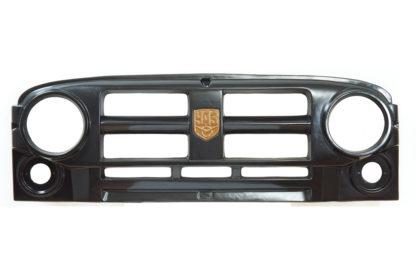 Облицовка радиатора «Пума» с цветной вставкой