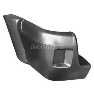 Накладка на задний бампер УАЗ-316031623163 (ЛЕВАЯ) ФОТО-0
