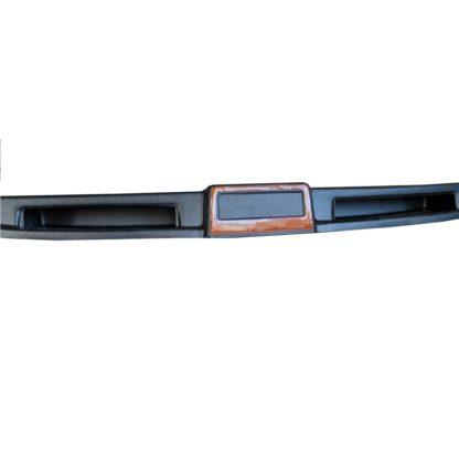Полкаверхняя,Хантер,колонки+магнитофонсдекоративныминакладками«поддерево»(АБСпластик)