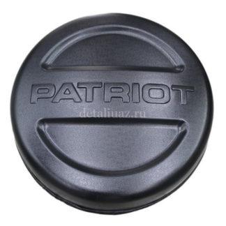 Контейнер запасного колеса R-18, Патриот (АБС пластик) ФОТО-0