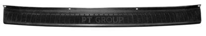 Накладка на задний бампер УАЗ Патриот рестайлинг