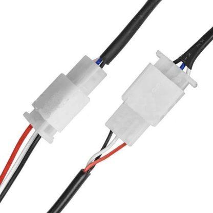 Комплект проводки для LED фар и балок стробоскоп радиоуправление А Вольт