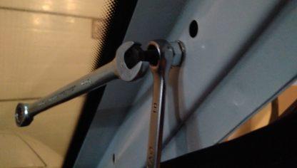 Ручка поручень на переднюю стойку УАЗ Патриот2