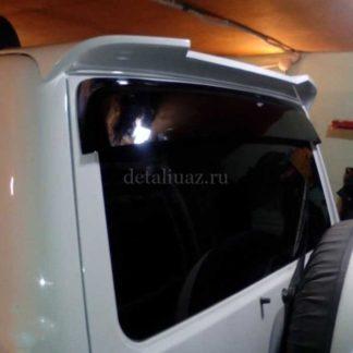 Фото 18 - Дефлектор окна двери задка на УАЗ Патриот.