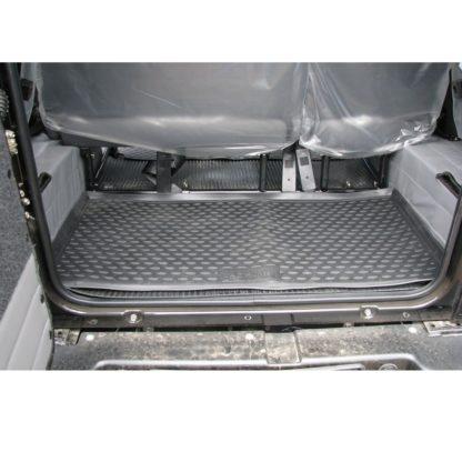 Коврик багажника УАЗ Хантер (полиуретан)