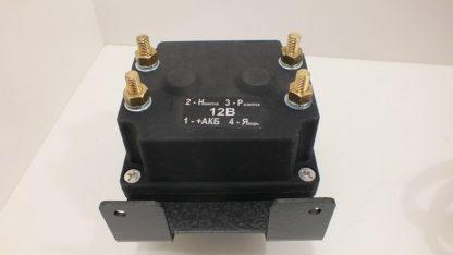 Блок управления к лебедке Спрут Нового образца 12V, 24V без пульта.