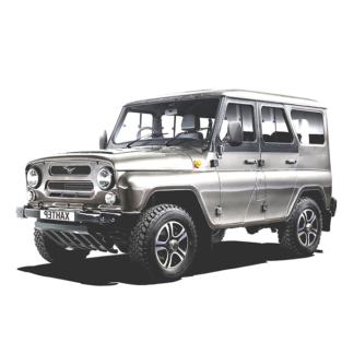 Детали кузова УАЗ 469, Хантер