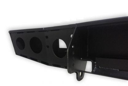 Кит-набор бампер Вездеход задний усиленный на УАЗ 452, сталь 3, 6 мм5