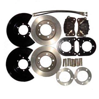 Комплектующие дисковых тормозов УАЗ