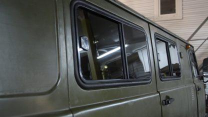 Окно раздвижное салона правое на УАЗ 452, 3741, 3962. 77