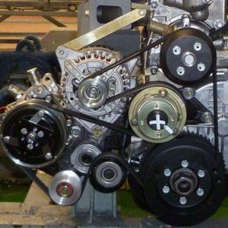 Ремни привода агрегатов на УАЗ