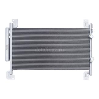 Фото 6 - Конденсатор (радиатор) кондиционера с рессивером (бензин/дизель) Пекар.