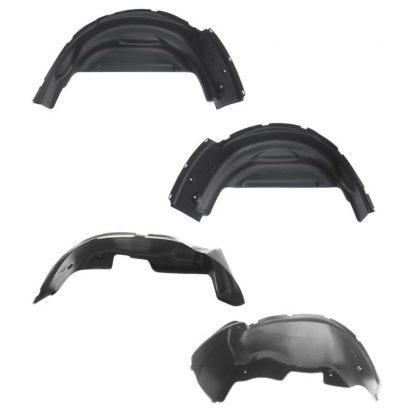 Подкрылки УАЗ Патриот рестайлинг (4 шт)