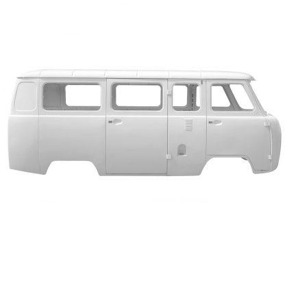 Каркас кузова УАЗ 2206 Микроавтобус (белая ночь)