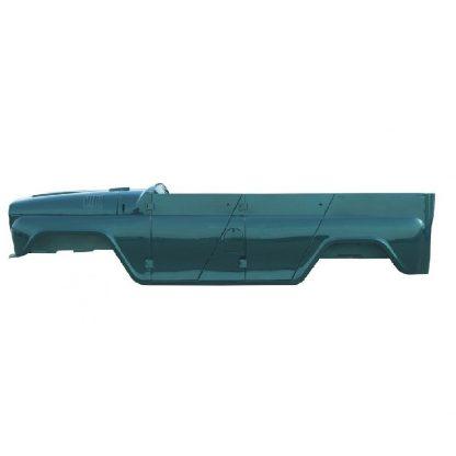 Каркас кузова УАЗ 3151 под крышу (амулет металлик)