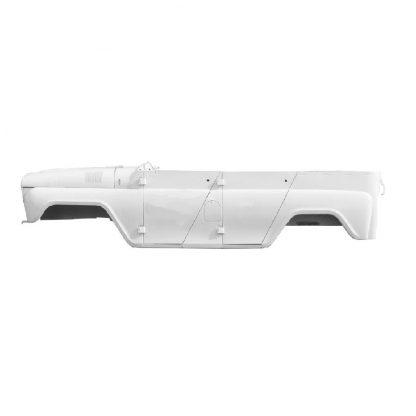 Каркас кузова УАЗ 3151 под тент (белый арктика)