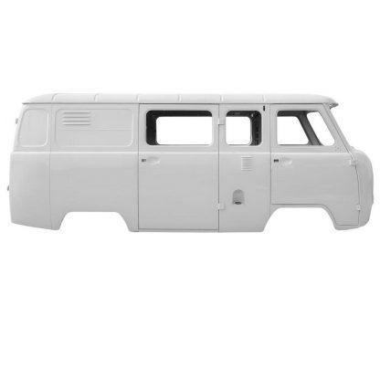 Каркас кузова УАЗ 3909 Фермер, инжекторкарбюратор (белая ночь)