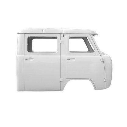 Каркас кузова УАЗ 39094 Фермер (5 мест), инжектор (белая ночь)