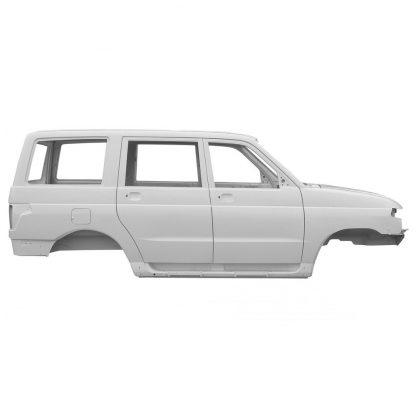 Каркас кузова УАЗ Патриот 3163-80 с 2015 г.в под один бензобак