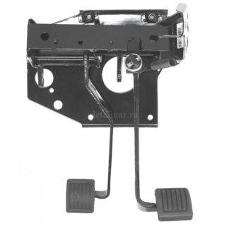 Фото 5 - Кронштейн сцепления с педалями УАЗ 469.