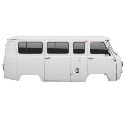 Кузов УАЗ 2206. Микроавтобус, жесткие сиденья, 11 мест (белая ночь)