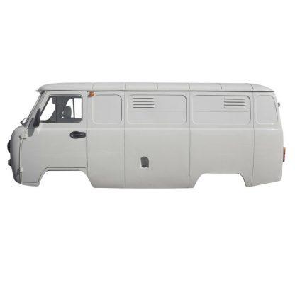 Кузов УАЗ 3741. Фургон цельнометаллический, инжектор (белая ночь)