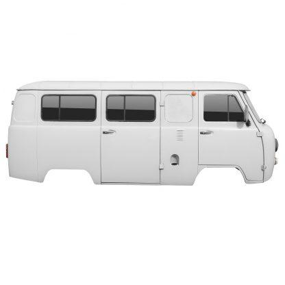 Кузов УАЗ 3962. Санитарный, инжектор (белая ночь)