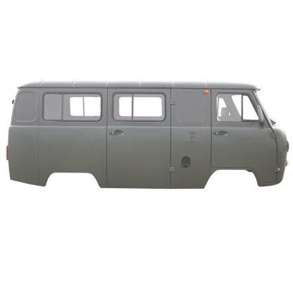 Кузов УАЗ 3962. Санитарный, инжектор (защитный)