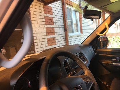 Поручень стойки ветрового окна УАЗ Патриот