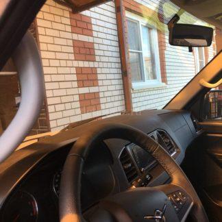 Фото 11 - Поручень стойки ветрового окна УАЗ Патриот рестайлинг-2019 левый.