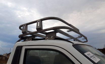 Багажник УАЗ ПРОФИ (однорядная кабина), Снайпер корзина.1