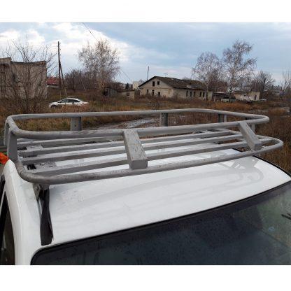 Багажник УАЗ ПРОФИ (однорядная кабина), Снайпер корзина.2