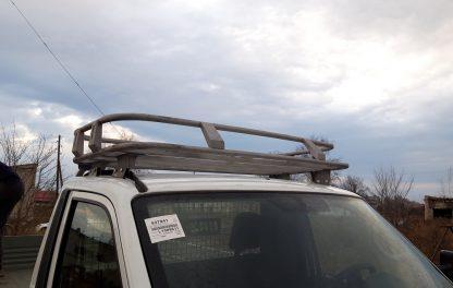 Багажник УАЗ ПРОФИ (однорядная кабина), Снайпер корзина.3