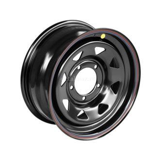 Фото 6 - Диск колесный OFF-ROAD Wheels 1580-53910 BL -19 А17 (черный).
