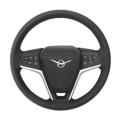 Руль на УАЗ Патриот (мультимедийный) с подушкой безопасности