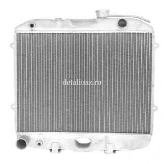 Фото 15 - Радиатор охлаждения 2-х рядный  УМЗ-4213 (ШААЗ).