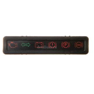 Фото 11 - Блок контрольных ламп 452 (ЗМЗ-409) с проводами.