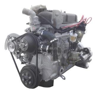 Фото 1 - Двигатель УМЗ 4178 ОО, АИ-92 с рычажк. сцепление (легковой ряд).