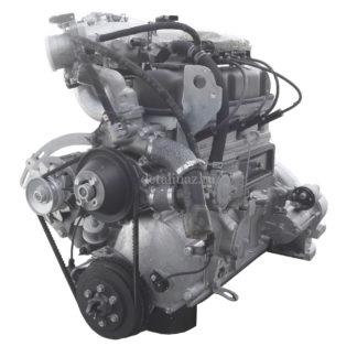 Фото 3 - Двигатель УМЗ-4213 (107 л/с) инжектор ЕВРО-3 (грузовой ряд).