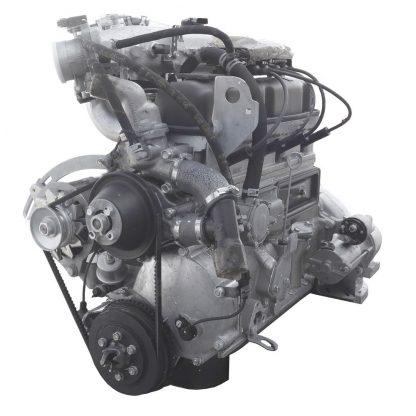 Двигатель УМЗ-4213 (107 лс) инжектор ЕВРО-3 (грузовой ряд)