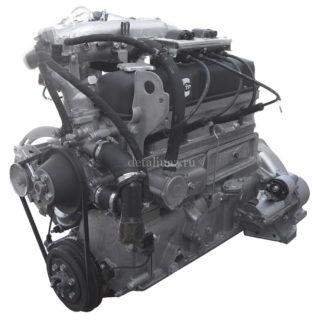 Фото 3 - Двигатель УМЗ 4213 ОW, АИ-92, 99 л/с инж, ЕВРО-2, шкив ГУР.